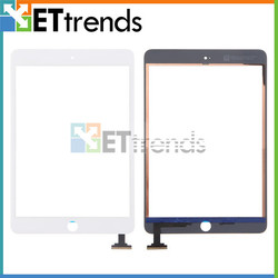 OEM White for Apple iPad Mini 3 Digitizer Touch Screen