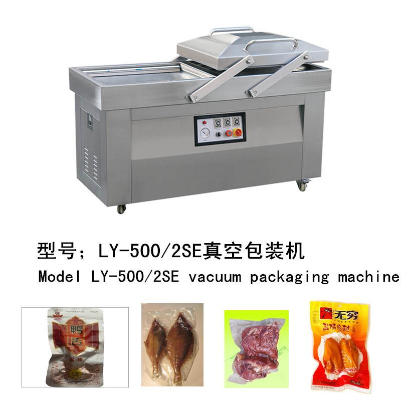 DZ-400/2SB Auto Gas Flushing Vacuum sealer