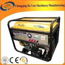 latest gasoline generators!household open type air cooled portable genset