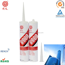HT9969 ECO-FRIENDLY HIGH PERFORMANCE glass metal glue for construction