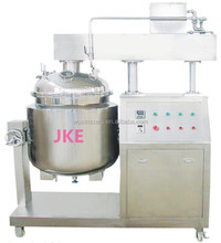 VEM-5Liter mayonnaise laboratory vacuum emulsifying mixer/Salad dressing laboratory vacuum emulsifying mixer