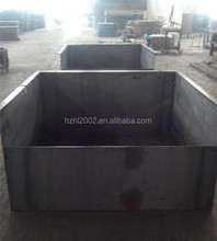 Carbon steel welding processing with best service