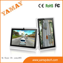 7 inch A23 tablets android 4 0 student tablet manufacturer supplier
