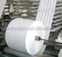 polypropylene woven fabric roll , 100% polypropylene,China supplier
