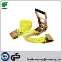 high strength container securing lashing belt