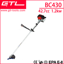42.7cc best selling ignition coil brush cutter garden machine BC430