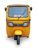 bajaj three wheeler passenger vehicle