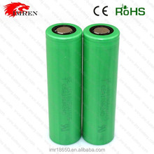 In stock 100% authentic 30a Discharge Vtc5 18650 Battery 2600mah Us18650 vtc5 For vapor mod