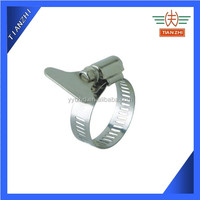 good quality low price stainless steel key clamps