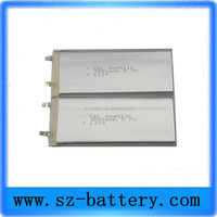 Good Quality 12V 3000mAh Lithium Polymer Battery for Portable Electronics