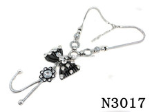 N3017 2015 Charming Butterfly shape pendant necklace