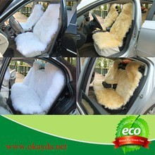Cheap price Sheepskin wool seat cover car seat cushion cover