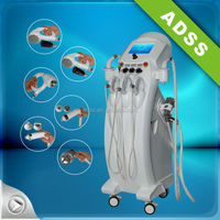 ADSS RF wrinkle removal and body slimming vacuum cavitation device