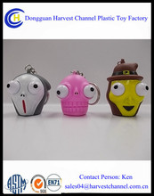 2014 hot selling halloween promotional keychain