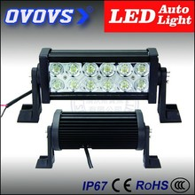 OVOVS High Power New Arrival 7.5 inch 36W LED Auto Outdoor Light Bar For Truck