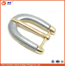 Factory Direct Sale Metal bag buckle, Metal Strap bag clip buckles