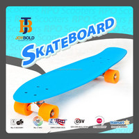 boy sports toy funny sport roller minipenny mini cruiser complete skateboard with led ride on toys JB S02-2 (EN71 & ASTMF963)