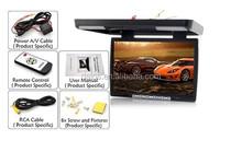 DLS hot sale 9 inch High resolution remote control headrest auto headrest dvd