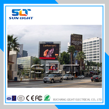 2015 new product chinese xvideos hd full color led tv lcd led display p10 led