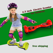 Children hover board electric self balancing Scooter Smart 2 wheel Skateboard hoverboard self balance Standing Scooters for KIDs