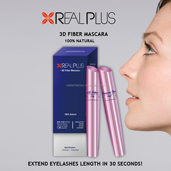 china top ten selling china top ten selling products wholesale distributor Real plus Long-lasting / Waterproof fiber mascara