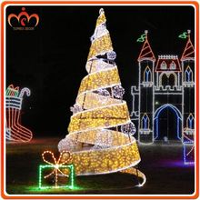H:6m party city led light outdoor tree decoration for garden