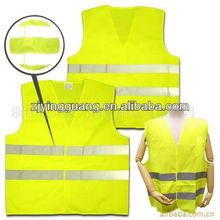 Reflective Safety Vest Conforms to EN ISO 20471