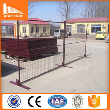 Alibaba express metal wholesale stainless steel iron temporary fence