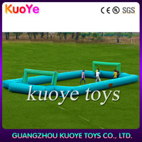 inflatable football field ,new inflatable soccer field for sale,inflatable sport games