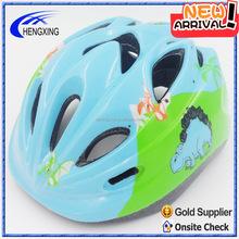 Hengxing kids safety bicycle helmet , Custom kid bike helmets China factory wholesale