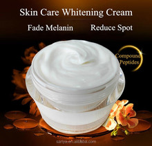 Peptide Skin Care Whitening Cream With Melannin And Spots Reduce Effection