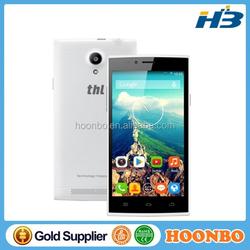 "Original THL T6 PRO Mobile Cell Phones MTK6592M Octa Core Android 4.4 Smartphone 5.0"" IPS 1GB RAM 8GB ROM GPS"