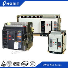 CE ISO9001 380V Fixed Type with 2000A AC Programmable Circuit Breaker