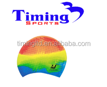 Creative Sunwear on Bubble cap swimming cap with high quality