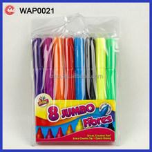 10 colors nice fruit colors plastic waterproof marker pen