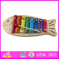 Colorful wooden music toy mini xylophone for kids,wooden toy xylophone prices for children,music instrument W07C022-A1