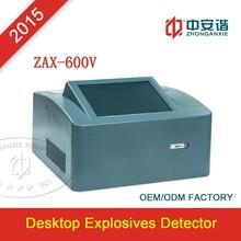 Desktop explosives Detector identify flammable and explosive Chemicals