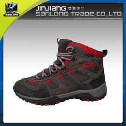 china new design men sport slip-resistant trekking hiking boot