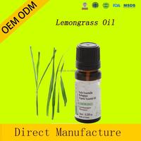 Lemongrass Essential Oil - 10 ml / Therapeutic Grade