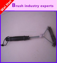 Sensational Grillers,best 12 Inch 3 Sided BBQ Grill Brush,works Great for All Types of Barbecue Grills