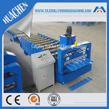 Pre painted Steel IBR Roof Sheet Making Machine