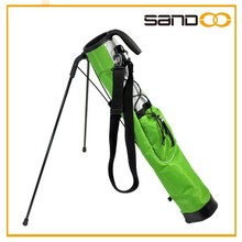 Golf stand carry bag, durable simple golf bag storage rack