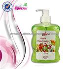 Lavar a mão bolha Blica sabão líquido