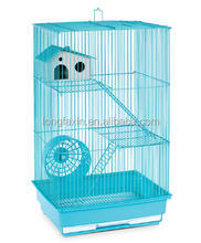 Pet Products Three Story Mint Green Hamster pet cage