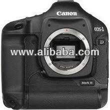 For New Sales Canon EOS-1D Mark III Digital SLR Camera