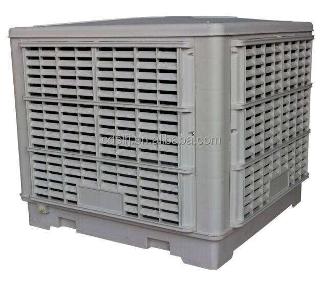 Wall Mount Evaporative Cooler : Cxd wall mounted duct evaporative air cooler