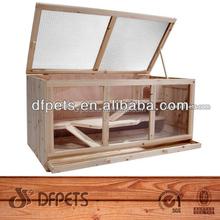 DFPets DFH001 Fashion Design pink hamster cage