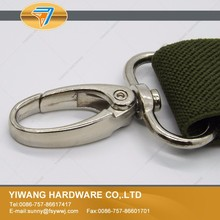 manufacturer new products metal bag swivel hook for wallets