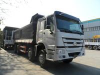 SINOTRUCK Tipper Lorry Building Trucks 12 Wheeler Big Truck