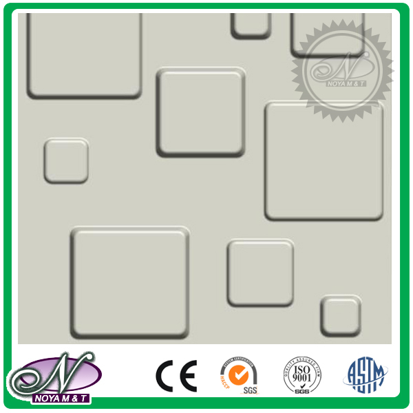 Flexible material new style 3d wall panel machines